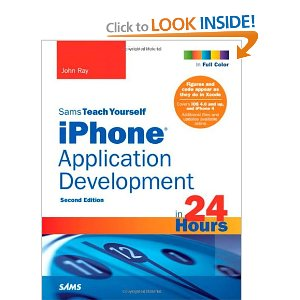 iPhone Application Development 2nd Edition