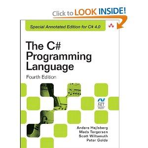 The C# Programming Language, 4th Edition