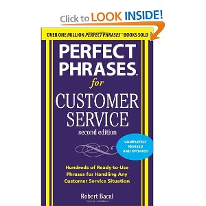 Perfect Phrases for Customer Service, 2nd Edition