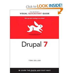 Drupal 7 Visual QuickStart Guide