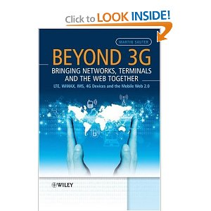 Beyond 3G – Bringing Networks, Terminals and the Web Together