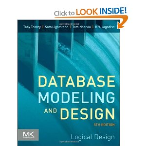 Database Modeling and Design, 5th Edition