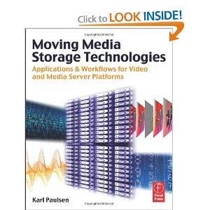 Moving Media Storage Technologies