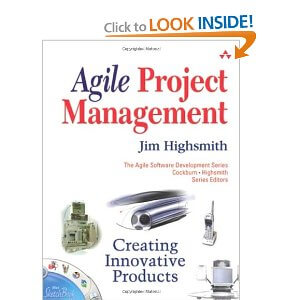 Agile Project Management:Creating Innovative Products