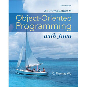 An Introduction to Object-Oriented Programming with Java 5th Edition