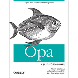 Opa:Up and Running