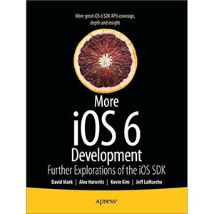 More iOS 6 Development