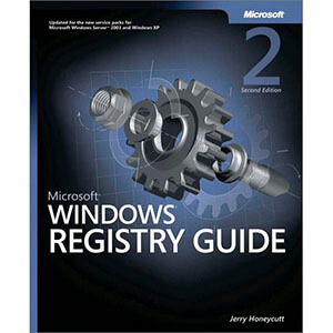 Microsoft Windows Registry Guide, 2nd Edition