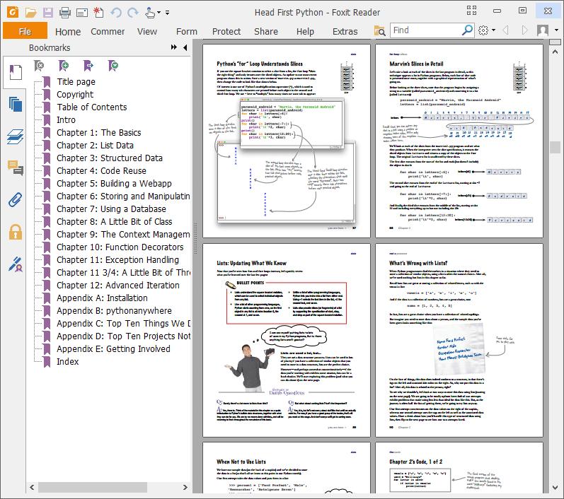 Head First Python, 1st & 2nd Editions HD PDF