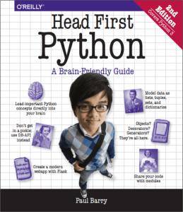 Head First Python (第2版)