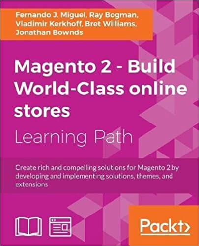Magento 2 – Build World-Class online stores