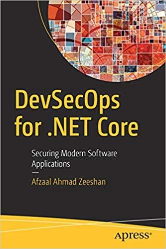 DevSecOps for .NET Core