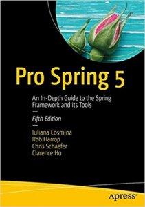 Pro Spring 5, 5th Edition