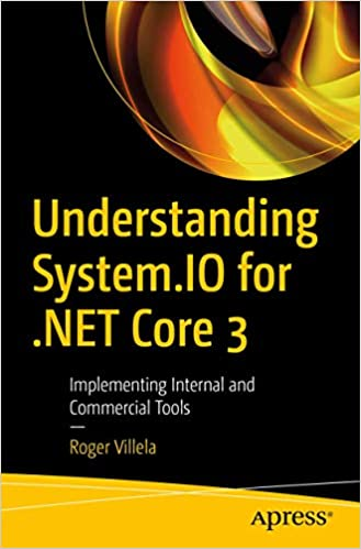 Understanding System.IO for .NET Core 3