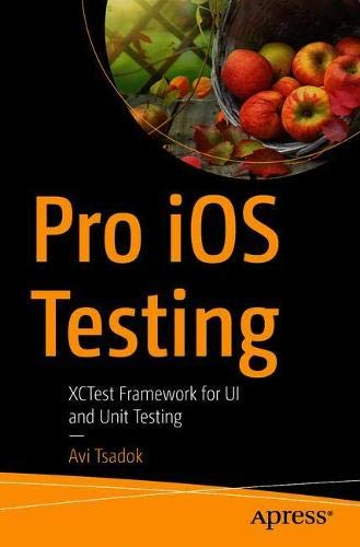 Pro iOS Testing