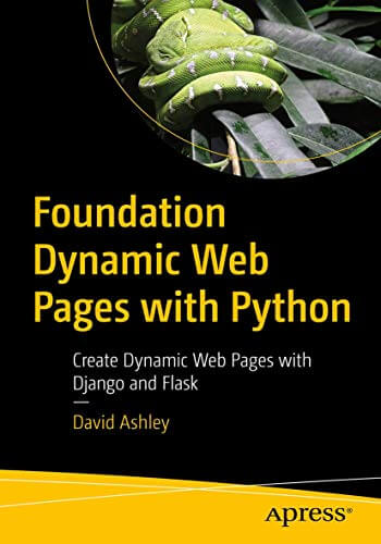 Foundation Dynamic Web Pages with Python