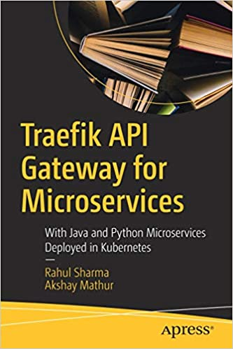 Traefik API Gateway for Microservices