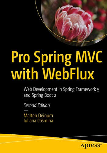 Pro Spring MVC with WebFlux