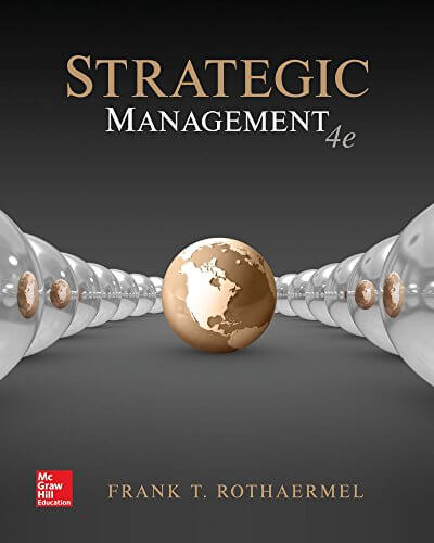 Strategic Management Concepts, 4th Edition