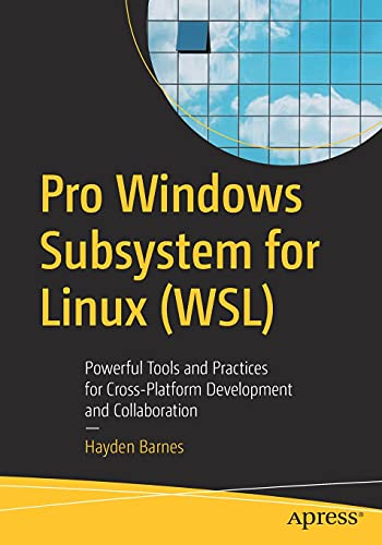 Pro Windows Subsystem for Linux (WSL)