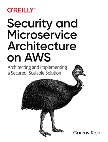Security and Microservice Architecture on AWS
